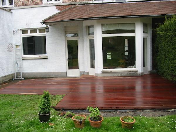 terrasses en bois exotique th leman. Black Bedroom Furniture Sets. Home Design Ideas
