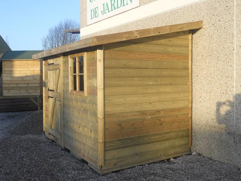 Les abris de jardin th leman - Marc fait des plans pour construire un abri de jardin ...