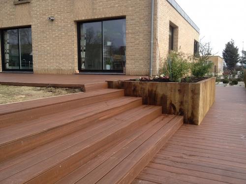 Terrasses en bois composite th leman - Terrasses en bois composite ...