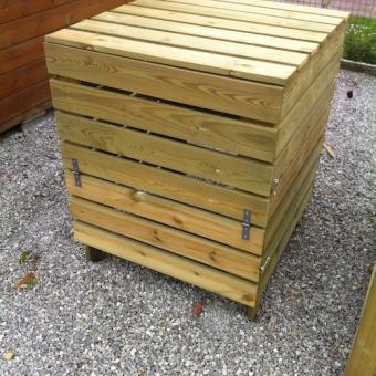 Composteur bois
