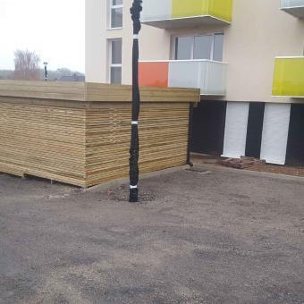 Garage à Vélos pour collectivités PAS DE CALAIS