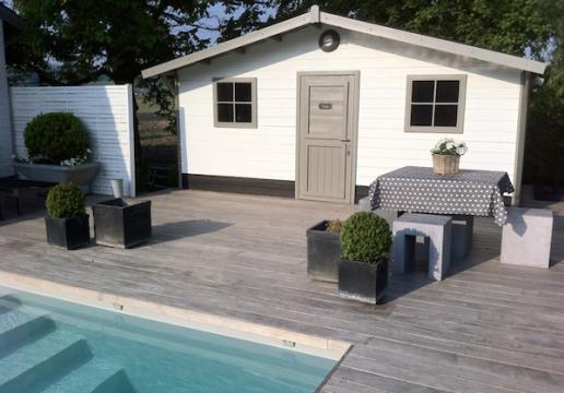 les abris de jardin th leman. Black Bedroom Furniture Sets. Home Design Ideas