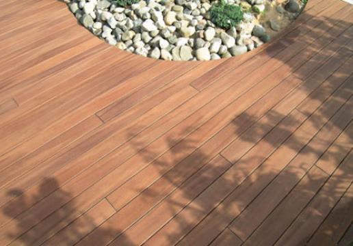 Terrasse en bois composite FIBERON HORIZON garantie 25 ans - REGION BETHUNE ( 59 )